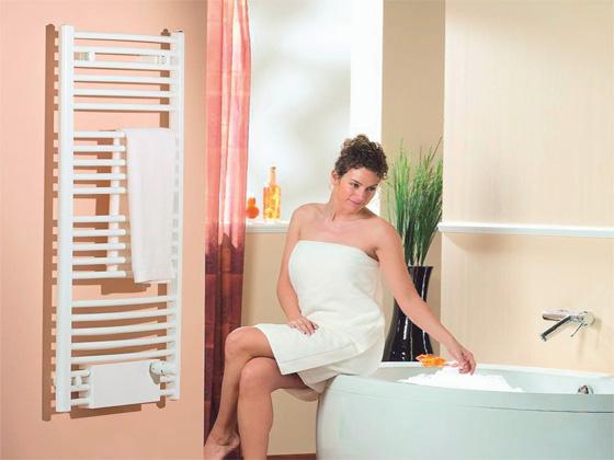 Warmwasser Oder Elektro So Finden Sie Die Richtige Badheizung Energie Fachberater
