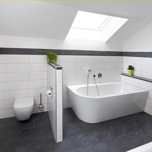 Fliesen und Platten in Bad und Wohnräumen wohngesund verlegen ...