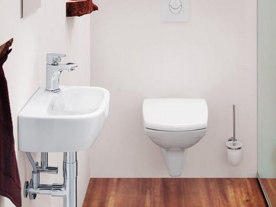 Klein aber fein: Einrichtung von Gästebad und Gäste-WC ...