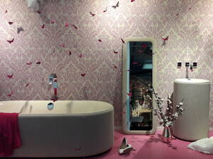 Fashion Bathroom