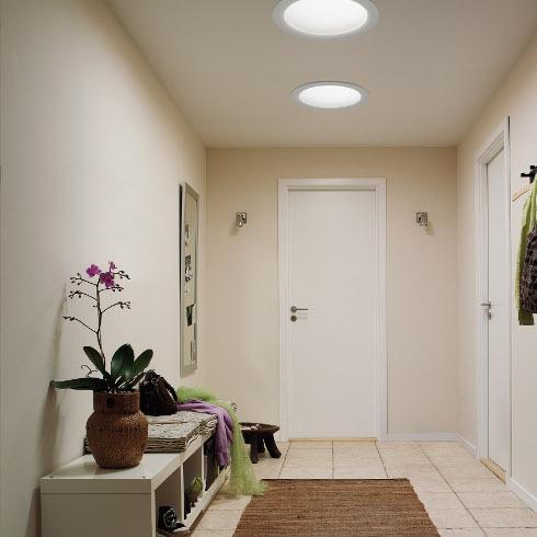 Gesundes Tageslicht für Flur, Diele, Bad oder Gäste-WC